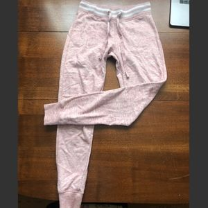Small Light Pink Joggers